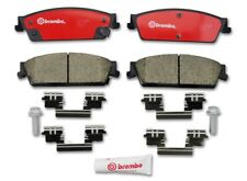 Disc Brake Pad Set-Premium NAO Ceramic OE Equivalent Pad Rear Brembo P10045N