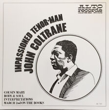 John Coltrane – Impassioned Tenor-Man LP NEW / SEALED