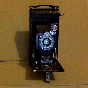 Vintage Camera. No1 A Kodak Junior Model-A . 1915-1917.