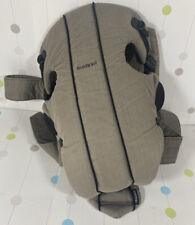 Baby Bjorn Baby Carrier Heather Grey 8-11lbs 100% Organic Cotton Newborn