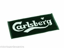 Carlsberg Lager/Weissbeer Collectable Breweriana Bar Towels