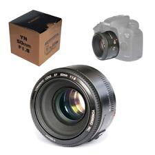 Yongnuo YN EF 50mm f / 1.8 AF / MF Festbrennweite Objektiv für Canon Kamera DE