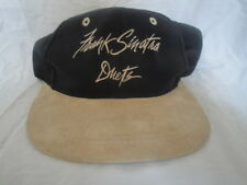 Frank Sinatra Original Vintage 1990s Duets Baseball Style Cap Hat Given To Staff