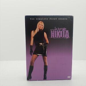 La Femme Nikita Complete First Season 1 (DVD, 2003, 6-Discs) Preowned
