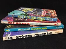 Cordwainer Smith- LOT X4 SF850
