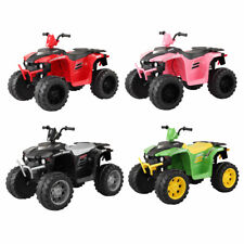 New 12V Kids Ride On Car 4-Wheeler Car Electric Battery Powered Toy ATV w/ Pedal