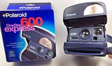 d4df2668f7 49 - 96 de 129 resultados. Polaroid Blue OneStep One Step Express 600  Instant Film ...