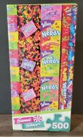 Masterpieces Sweet Shoppe Nerds For Life 500 pc Jigsaw Puzzle 19x14