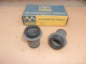 1960-82 Chevy Corvette Corvair FC Tempest NORS Moog LOWER CONTROL ARM BUSHINGS
