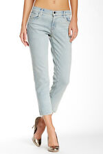 J Brand Ellis Cropped Straight Leg Jeans Love Cat 30 NWT $198
