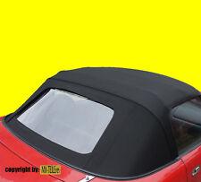 MAZDA MX-5 Verdeck Dach Faltdach NEU Stoffverdeck Stoff schwarz Sonnenland