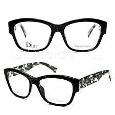 Christian Dior CD 3252 2X5 Eyeglasses 51-16-140 Rx Made in Italy - New Authentic