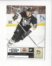 2011-12 Panini Contenders #87 Sidney Crosby Penguins