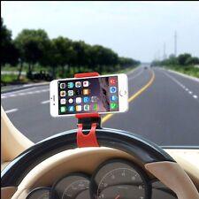 Voiture volant support téléphone mount clip support socket pour samsung iphone htc