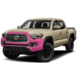 Paint Protection Film Clear PPF for Toyota Tacoma 2016-2020 Front Bumper Grille