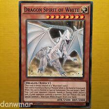 Drache Spirit von Weiß ~ YuGiOh Blue-Eyes Weiß Drache Unterstützen ~ Minze Karte