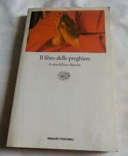 Il libro delle preghiere Enzo Bianchi 1997