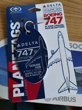 Delta 747 PLANETAG (BLUE)