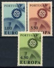 Portogallo 1967 Mi. 1026-1028 Nuovo ** 100% CEPT'