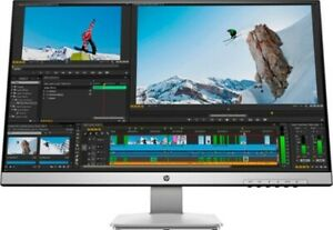 HP Pavilion 27q 27-Inch QHD 2K 1440p IPS LED Computer Monitor 1HR73AA#ABA