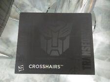 Transformers Masterpiece Movie AOE CHROME Crosshair Lucky Draw 100 worldwide