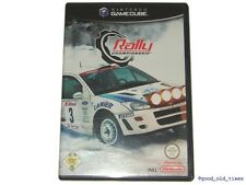 ## Rally Championship (deutsch) Ninteno GameCube Spiel // GC - TOP ##