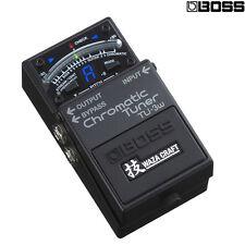 BOSS TU-3W Stompbox Guitar Bass Chromatic Tuner NEW l Authorized Dealer
