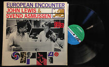 John Lewis & Svend Asmussen-European Encounter-Atlantic 1392-STEREO