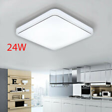 24W LED Ceiling Down Light Mount Lamp Living Room Kitchen Bedroom Ceiling Lights
