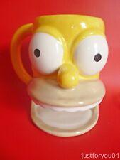 Official ©2007 Fox / Matt Groening Homer Simpson - The Simpsons 3D  Cookie  Mug