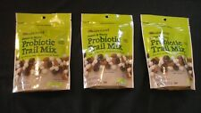 (3) Count Lot CVS Gold Emblem Abound Probiotic Fruit & Nut Trail Mix 6 Oz Each