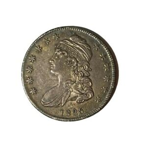 1835 Capped Bust Half Dollar