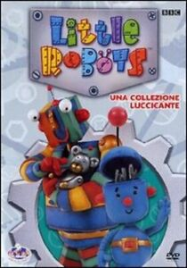 LITTLE ROBOTS 09  DVD ANIMAZIONE