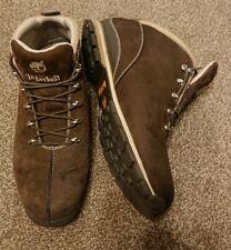 Timberland MensEarthkeeper Splitrock Ankle Boots Brown Size UK 12.5