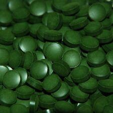 1Kg Chlorella, 4000 Pressl. ohne Zusätze, +Zertifikat