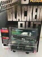 JOHNNY LIGHTNING 1/64 BLACKED OUT 1959 CHEVY EI CAMINO NO3