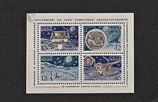 "USSR SPACE Stamp Mint 1971. Station ""Luna-17"". ""Lunokhod-1"". Russie Cosmos."
