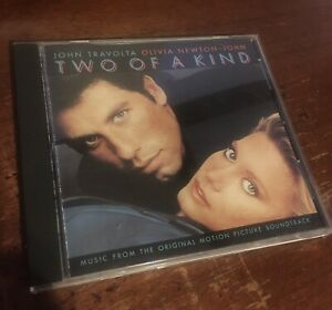Two Of A Kind OST Rare Olivia Newton-John Travolta Official Release Soundtrack