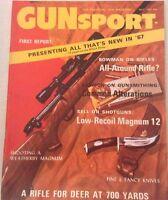 GunSport Magazine Bowman On Rifles Low Recoil Magnum May 1967 080517nonrh