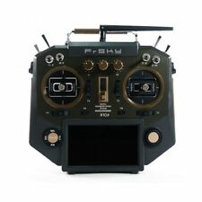 FrSky Horus X10S Amber 16 Channel Radio Transmitter MC12P Gimbal US Charger US