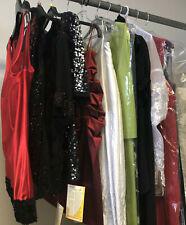 Posten 12  Bekleidungs - Paket Damen Festlich verschiedene Farben+Größen MwSt