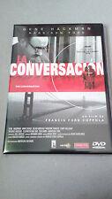 """DVD """"LA CONVERSACION"""" FRANCIS FORD COPPOLA GENE HACKMAN HARRISON FORD COMO NUEVA"""