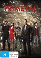 Primeval: S4                             Series 4 Season 4 DVD R4