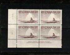 CANADA 1955  ESKIMO HUNTER  (INUK AND KAYAK)  cat #351  $3.00 MNH  BK O1