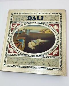 DALI Salvador Dali Edited by Max Gerard Harry Abrams 1968 Vintage Art Book