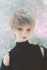 Light Coffee Color   Fur Wig for BJD  1/6,1/4,1/3 Uncle  HH108
