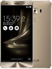 """ASUS ZenFone 3 Deluxe ZS570KL 64GB / 6GB 5.7"""" LTE Dual SIM UNLOCK / GOLD"""