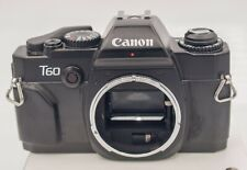 Canon T60 T-60 35mm Film FD Lens Mount SLR Camera Body Only