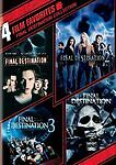 4 Film Favorites: Final Destination Set (DVD, 4 Disc Set) - Free Shipping