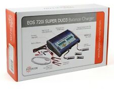 Hyperion EOS 0720i Super DUO3 DC Charger NiMH/NiCd/LiPo/LiFe/LiIon 1000W 20A max